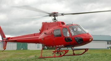 AS350B2 Rewire